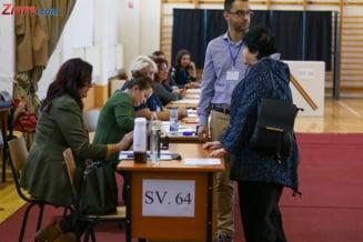 Reactiile oamenilor politici dupa aflarea rezultatelor exit-poll