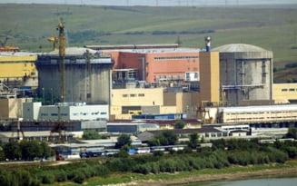 Reactorul 1 al Centralei Nucleare de la Cernavoda functioneaza la putere redusa. Iata motivul