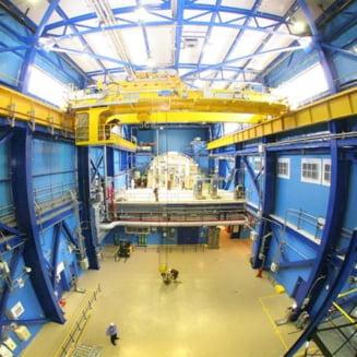 Reactorul nuclear 1 de la Cernavoda va fi oprit