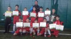 Real Junior Vaslui, aur si argint la Cupa Prosport Focsani