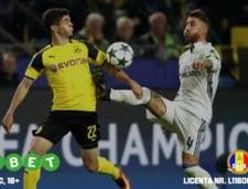 Real Madrid - Borussia Dortmund: meciul serii de miercuri in Liga Campionilor