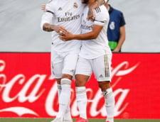 Real Madrid - Eibar, scor 3-1, in La Liga