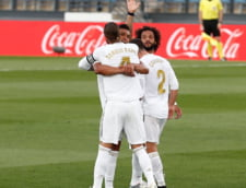 Real Madrid- Valencia 3-0, Benzema si Asensio au inscris pentru madrileni