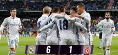 Real Madrid, Villarreal si Manchester United, victorii la scor in Cupa. Pasi gresiti pentru Barcelona si Arsenal