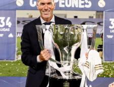 Real Madrid, aproape de eliminarea din Champions League. Zidane nu vrea sa plece