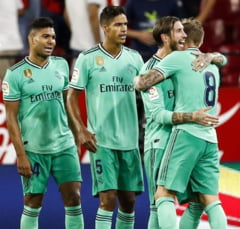 Real Madrid, cea mai buna echipa din Champions League in ultimul deceniu