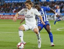 """Real Madrid, de nerecunoscut: Inca o infrangere pentru """"galactici"""""""