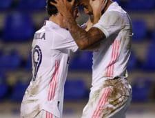 Real Madrid, eliminata din Cupa Spaniei de niste amatori din Liga 3. Golul calificarii, dat in inferioritate numerica