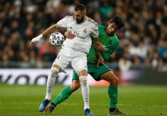 Real Madrid, eliminata din Cupa Spaniei dupa un meci in care a incasat patru goluri!