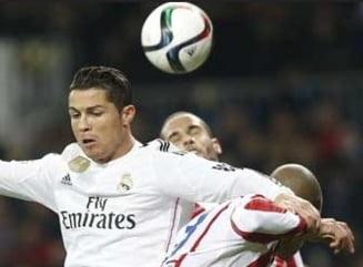 Real Madrid, eliminata din Cupa Spaniei dupa un meci superb