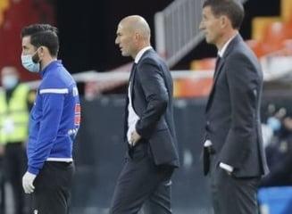 Real Madrid, esec la scor in La Liga. Campioana Spaniei, invinsa de Valencia cu 3 penalty-uri si un autogol