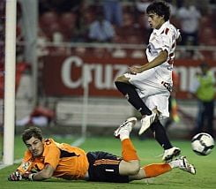 Real Madrid, invinsa de Sevilla
