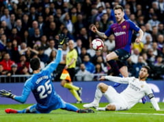 Real Madrid, invinsa din nou de FC Barcelona