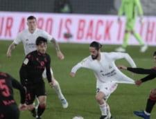 "Real Madrid, pas gresit in campionatul Spaniei. ""Galacticii"" s-au incurcat pe teren propriu"