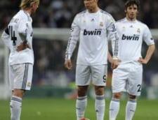 Real Madrid, pusa la zid de presa din Spania