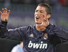 Real Madrid, salvata de Cristiano Ronaldo