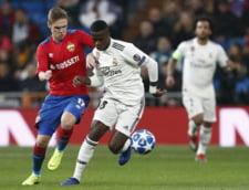 Real Madrid, umilita in Liga Campionilor