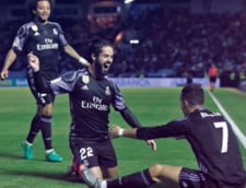 Real Madrid, victorie la scor. Juventus, de neoprit