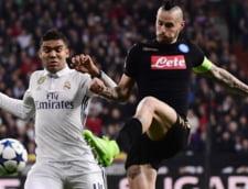 Real Madrid, victorie spectaculoasa cu Napoli in Liga Campionilor