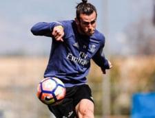 Real Madrid a anuntat cand va reveni Gareth Bale pe teren