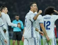 Real Madrid a castigat cu mari emotii, dupa prelungiri, CM al cluburilor