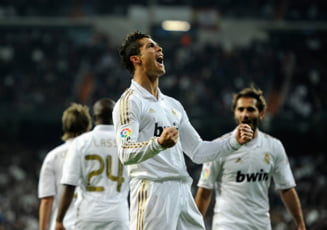 Real Madrid a castigat titlul in Spania