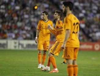 Real Madrid a clacat la Valladolid