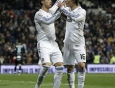 Real Madrid a demolat-o pe Malaga. Cristiano Ronaldo, hattrick de senzatie!