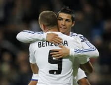 Real Madrid a facut spectacol in Primera Division