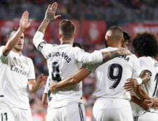 Real Madrid a facut spectacol in Spania