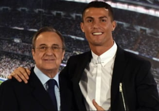 Real Madrid a gasit inlocuitor pentru Cristiano Ronaldo. Si nu e Neymar!
