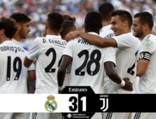Real Madrid a invins Juventus, noua echipa a lui Cristiano Ronaldo (Video)