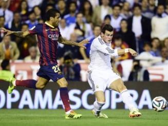 Real Madrid a invins-o pe Barcelona si a castigat Cupa Spaniei