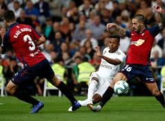 Real Madrid a urcat pe primul loc in Primera Division