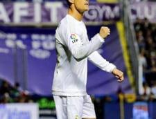 Real Madrid a zdrobit-o pe Celta Vigo - festival de goluri si record pentru Cristiano Ronaldo