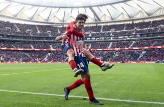 Real Madrid achita clauza de reziliere a unui jucator de la rivala Atletico Madrid