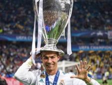 Real Madrid anunta clauza lui Ronaldo: Un miliard de euro