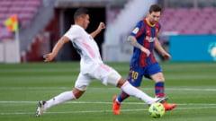 Real Madrid castiga El Clasico si urca pe primul loc in Spania