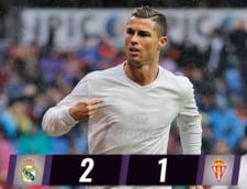Real Madrid castiga chinuit cu o echipa din zona retrogradarii