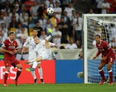 Real Madrid castiga din nou Liga Campionilor, dupa o finala superba cu Liverpool