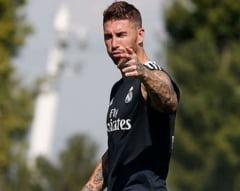 Real Madrid cauta inlocuitor pentru Sergio Ramos: Iata ce fundasi centrali sunt pe lista campioanei Europei