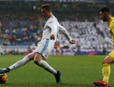 Real Madrid continua sezonul negru si mai bifeaza un esec in La Liga