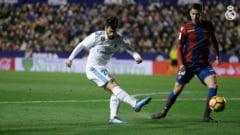 Real Madrid face inca un pas gresit inexplicabil in Primera