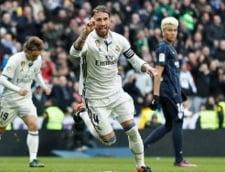 Real Madrid iese din pasa proasta cu o victorie la limita