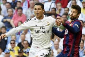 Real Madrid invinge Barcelona in El Clasico