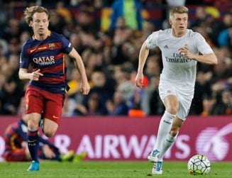 Real Madrid invinge Barcelona pe Camp Nou