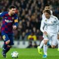 Real Madrid invinge FC Barcelona in El Clasico