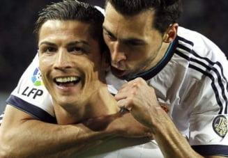 Real Madrid invinge clar Barcelona si se califica in finala Cupei Spaniei (Video)
