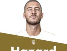 Real Madrid l-a transferat pe Eden Hazard: Ce suma ii va plati lui Chelsea si salariul urias oferit jucatorului - oficial