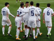 Real Madrid nu-si revine dupa umilinta cu Sheriff Tiraspol din Champions League. Campionii Spaniei, inca un rezultat soc